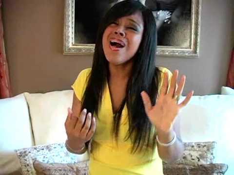 Shanice Singing Un Break My Heart - @Shaniceonline