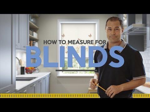 How Do I Measure Windows For New Blinds (Easy)?