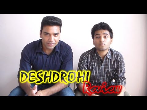 Honest Movie Reviews | Deshdrohi