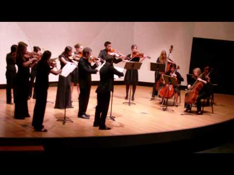 String Symphony No. 2 In D major - Felix Mendelssohn Bartholdy (International Youth Symphony 2011)