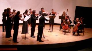 String Symphony No. 2 In D major - Felix Mendelssohn Bartholdy (International Youth Symphony 2011)