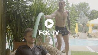 FRAKLIP: Årets bloopers fra FCK TV 2017