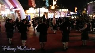 Pipe Band Aubigny Auld Alliance (Disney Village)