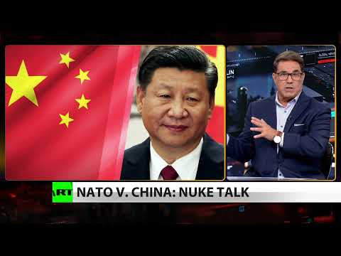China to NATO: why should we listen to you? (Full Show)