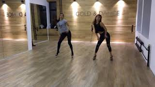 Урок Go Go dance/choreo Anika