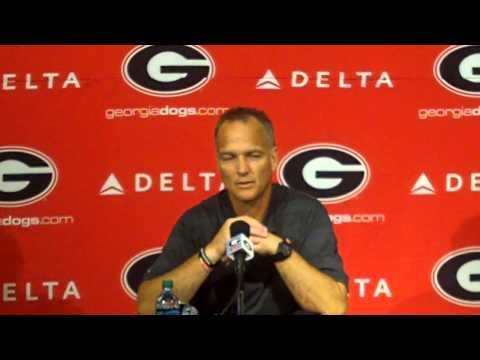 2013 South Carolina Mark Richt Post-Game Reaction