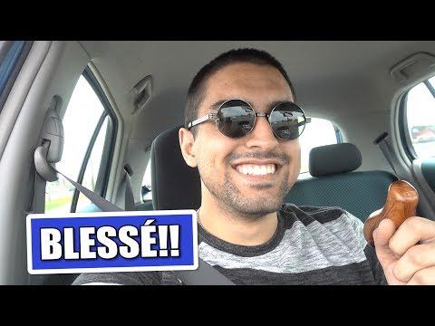 JAY EST ENCORE BLESSÉ!! | 21 mai 2017