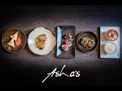 Asha's Award Winning Indian Restaurant, Solihull, UK