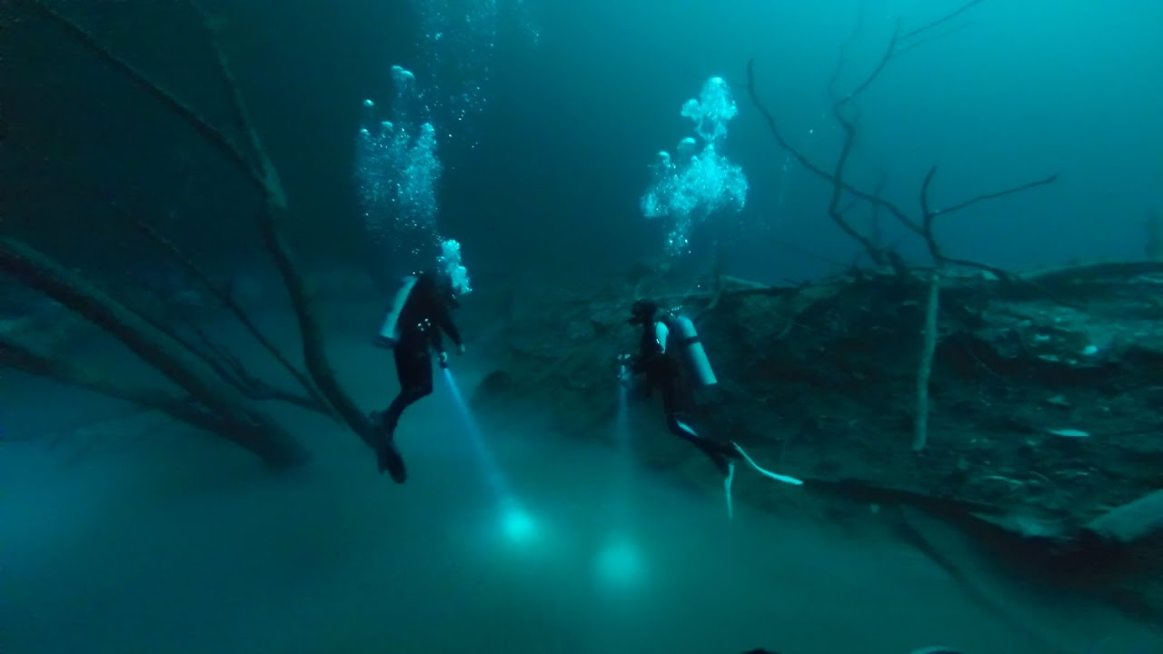 Locating the Best Cave Diving Locations in the World