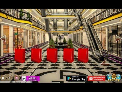 Multiplex Mall Escape walkthrough Wowescape.