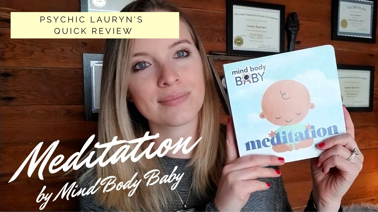Meditation Book by Mind Body Baby: Quick Review
