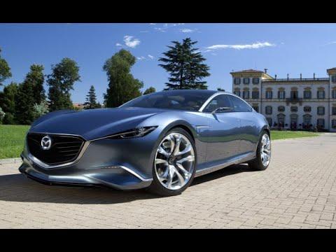 2017 Mazda 6 Coupe Sedan Exterior Interior Youtube