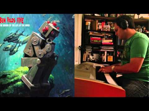 """Draw a Crowd"" - Greg Luzitano (Ben Folds Five cover)"