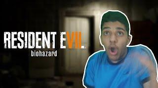 ديمو لعبة رزدنت ايفل 7..!!! يا ساااتر يالررعب..!!! Resident Evil 7 I