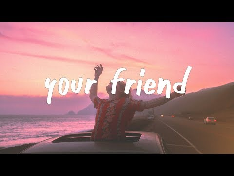 matt van - Your Friend ft. Direct (Lyric Video)