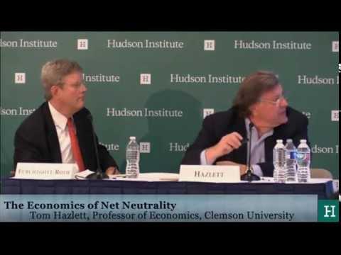 The Economics of Net Neutrality