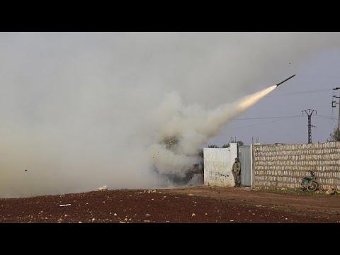 مقتل تسعة عناصر من قوات النظام السوري بقصف تركي في إدلب  - نشر قبل 38 دقيقة