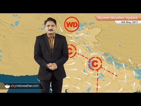 Weather Forecast for May 9: Heatwave in MP, Rajasthan, Rain in Delhi, Punjab, Haryana