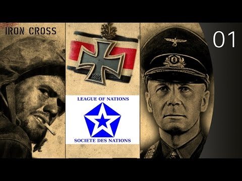 Iron Cross - Is League of Nations playable?