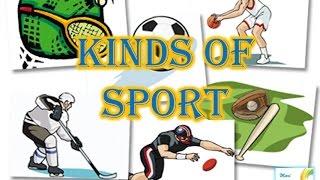 """Слова з англійської мови на тему """"Види спорту"""" (Kinds of sport)"""