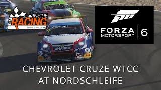 Forza Motorsport 6 2014 Chevrolet Cruze WTCC at Nordschleife Test Drive
