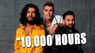Gambar cover Dan + Shay Feat. Justin Bieber, '10,000 Hours' Lyrics Explained