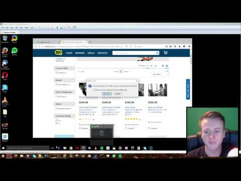 "AMERICAN Tech Support Scammer - ""Your IP Address has Been Hacked"""