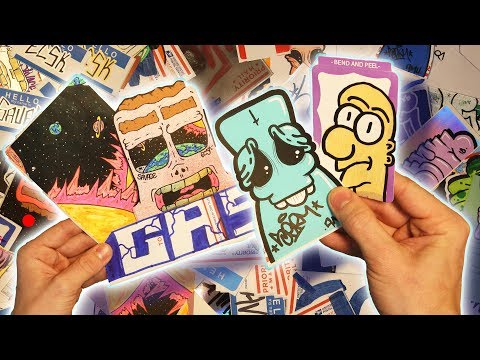 Sticker Submissions #39 February 2019