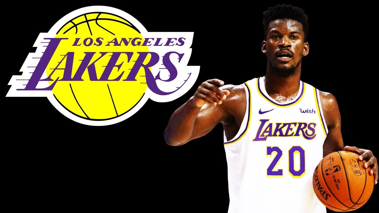 quality design af9ff 560ee If the Lakers Were to Sign Jimmy Butler