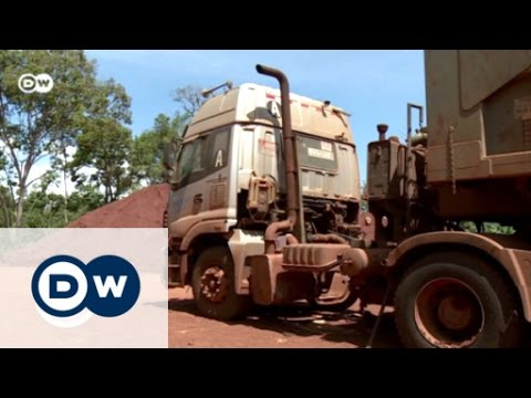 Malaysia's bauxite boom | Global 3000