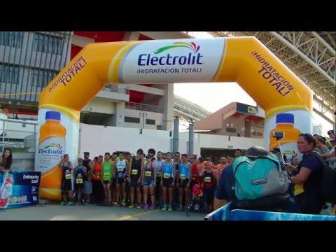 III Edición Carrera Media Maratón Estadio Nacional 20/03/2016