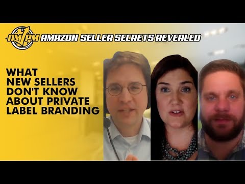 What New Sellers Don't Know About Private Label Branding