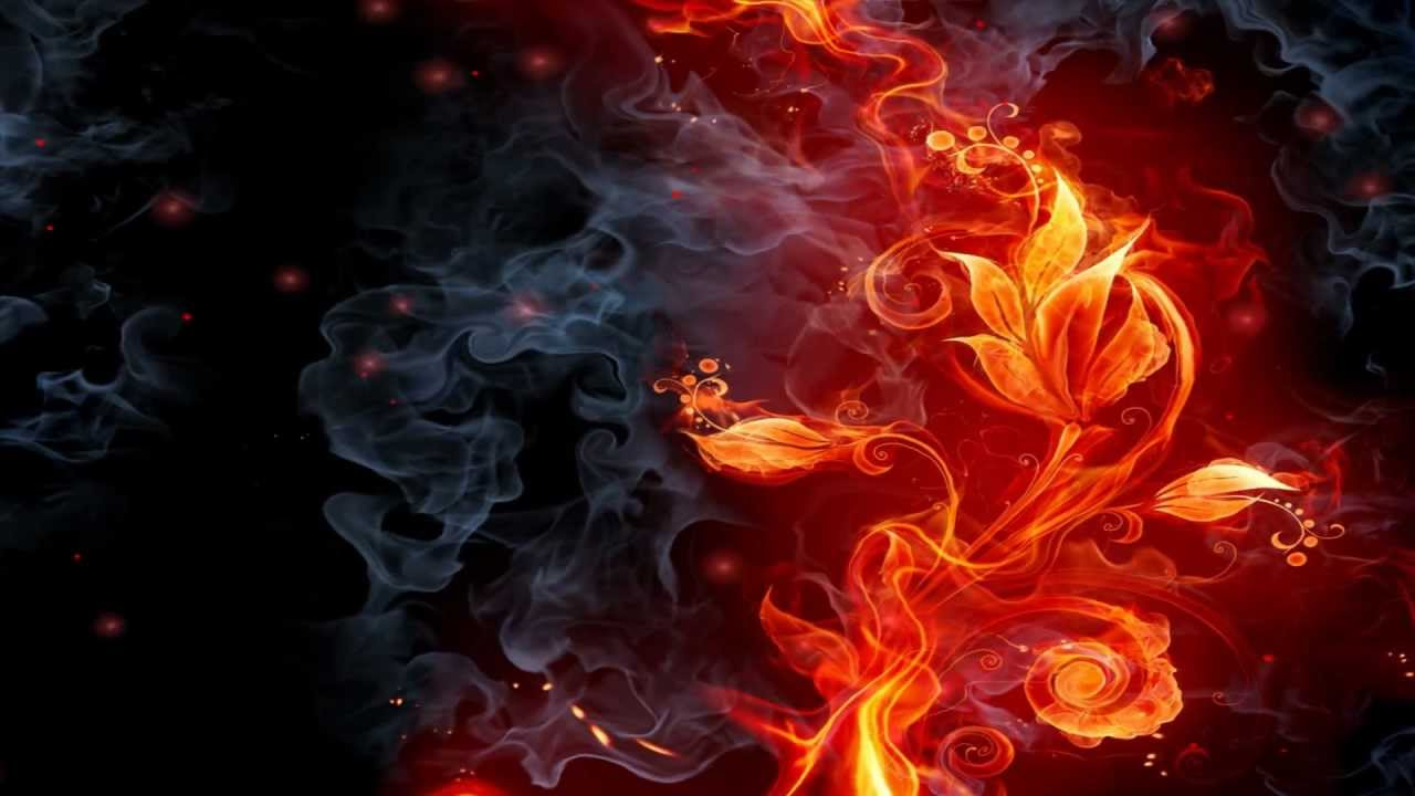Red Fire Screensaver Http Www Screensavergift Com Youtube