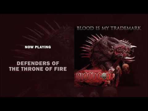 BLOOD GOD - Blood Is My Trademark Full Album
