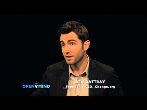 The Open Mind: Changing Politics - Ben Rattray - YouTube