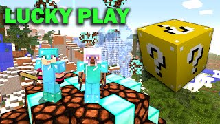 ч.14 Опасные битвы в Minecraft - Абисал Демон босс (wildycraft)