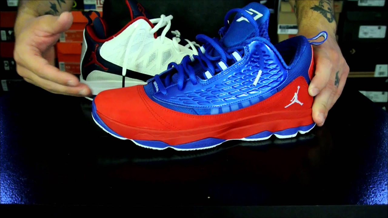 Jordan CP3.VI AE Performance Review - YouTube 1e230611e