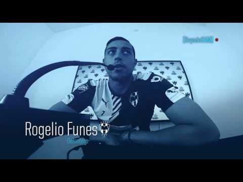 Rogelio Funes (05/05/16) #EntrenamientoRayados