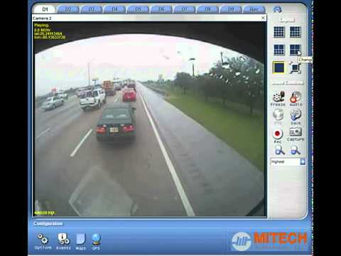 Eyeride Real Time Fleet GPS Tracking And Video From Truck - YouTube.flv