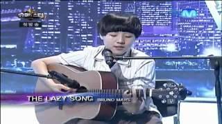 [슈퍼스타K4] 유승우-석봉아 외 1곡