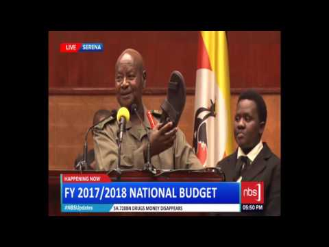 Museveni's Post Budget 2017/2018 Reading Speech - Part 2