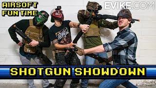 Shotgun Showdown - Airsoft Fun Time
