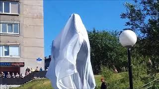Мурманск .Открытие памятника .Святому Николаю Чудотворцу .28 .07 . 2018 .