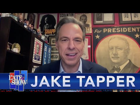 Jake Tapper: Why Are People Spending So Much Time Coddling The President's Feelings?