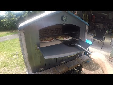 Building a Wood fired Pizza Oven - Part 3