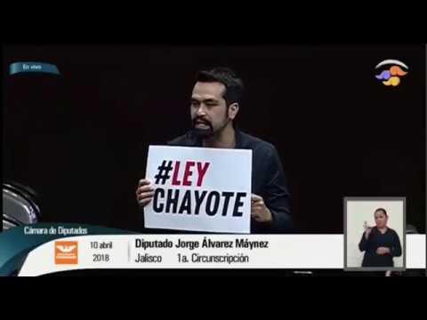 Reservas a la Ley General de Comunicación Social - Jorge Álvarez Máynez