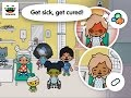 Toca Life Hospital, Medical Adventure / Videos Games for Kids - Girls - Baby Android