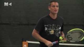 Теннис мировых размеров в Новокузнецке