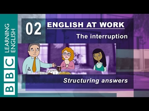 Answering Interview Questions - 02