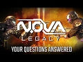 NOVA Legacy – Your Questions Answered | Ask Gameloft